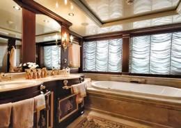 luxury bath installation