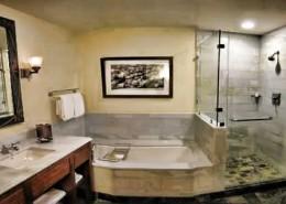 bath and sink installation