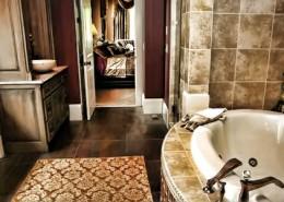 bathroom suite bath installation