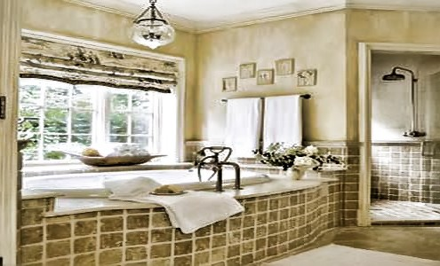 bathroom tile remodeling