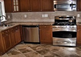 kitchen interior remodeling