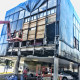 Commercial remodeling parking lot