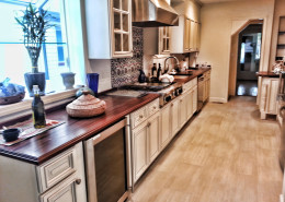 residential kitchen make over