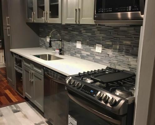 Kitchen in Alpine NJ